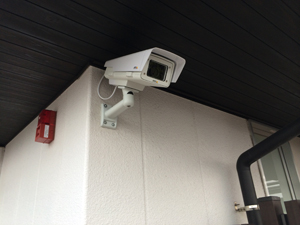 防犯カメラ 遠隔監視