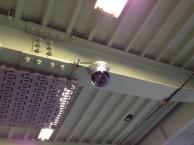 遠隔監視用防犯カメラ